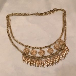 Jewelry - ✅5 FOR $20 GOLDEN DAGGER NECKLACE